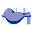 Petites barrettes oiseaux