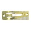 Barrettes clic-clac 5 cm