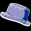 Chapeau de pluie polaire ajustable T3
