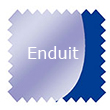 Tissus enduits