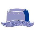 Chapeaux de pluie polaire T2