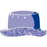 Chapeaux de pluie polaire T3