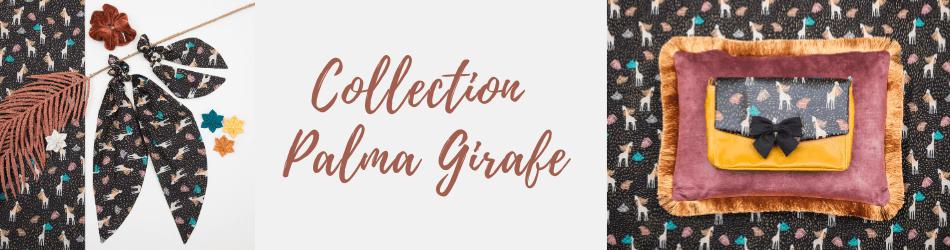 Nouvelle collection hiver Palma Girafe