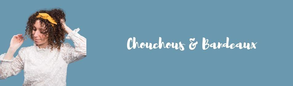 Bandeaux chouchous - Papa Pique et Maman Coud