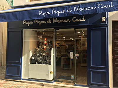 Boutique PPMC Les Sables d'olonne