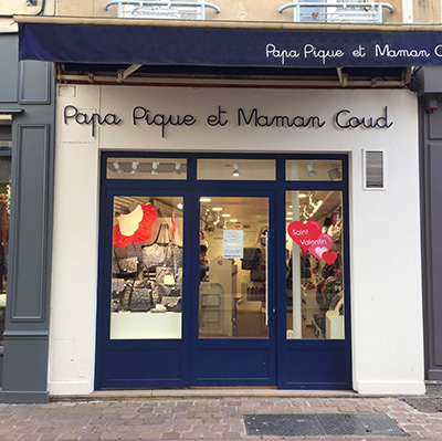 Boutique PPMC Saint-Germain-en-Laye