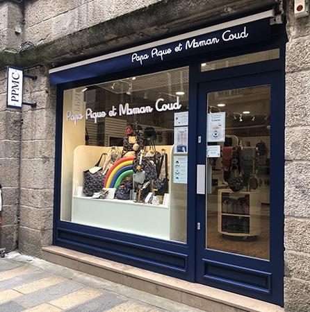 Boutique Papa Pique et Maman Coud Saint malo