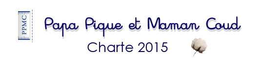 Charte 2015  Papa Pique et Maman Coud