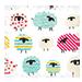 Gamme mouton multicolore