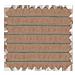 Gamme rayure bronze cuivré