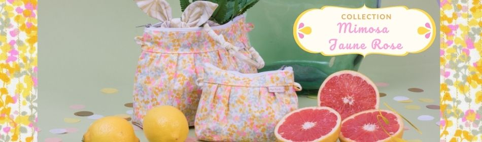 collection mimosa papa pique et maman coud