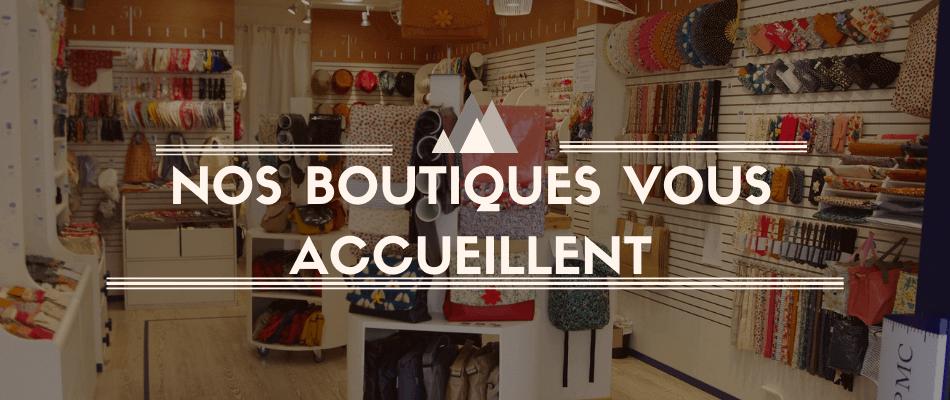 Couvre-feu national - Vos boutiques Papa Pique et Maman Coud vous accueillent