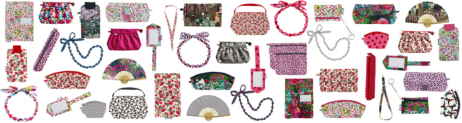 Pochettes et accessoires