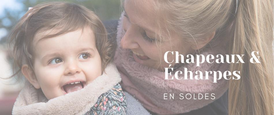 Soldes Chapeaux et Echarpes - Papa Pique et Maman Coud