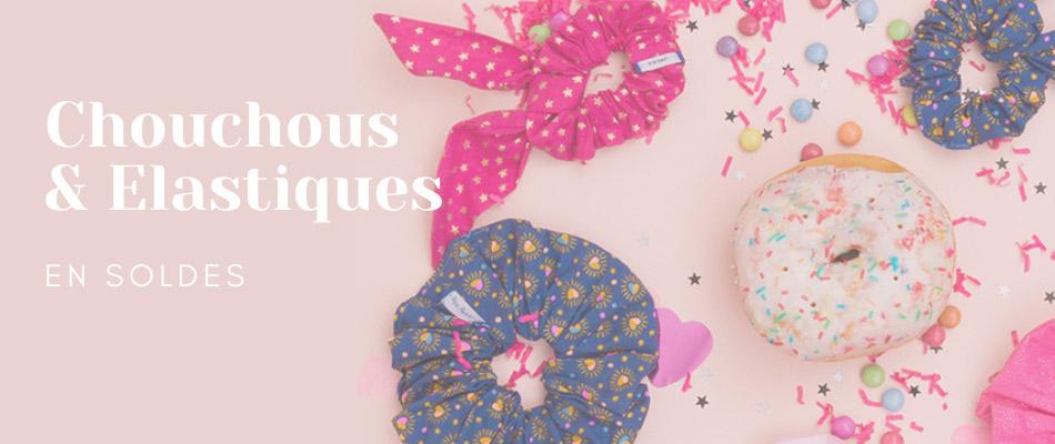 Soldes Chouchous et Elastiques - Papa Pique et Maman Coud