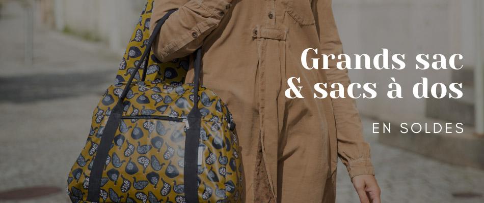 Soldes Grands sacs, sac à dos, sacs souples - Papa Pique et Maman Coud