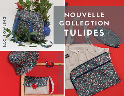 Nouvelle collection Tulipes 2020 - PPMC