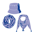 Hats and scarves-ppmc