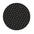 paille dore noir - Collection Papa Pique et Maman Coud