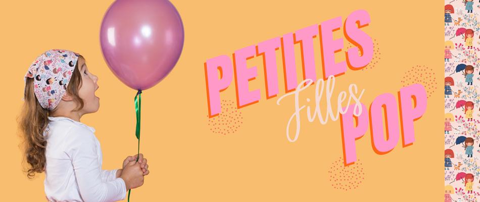 Nouvelle collection classique Petite fille Pop 2021 Papa Pique et Maman Coud