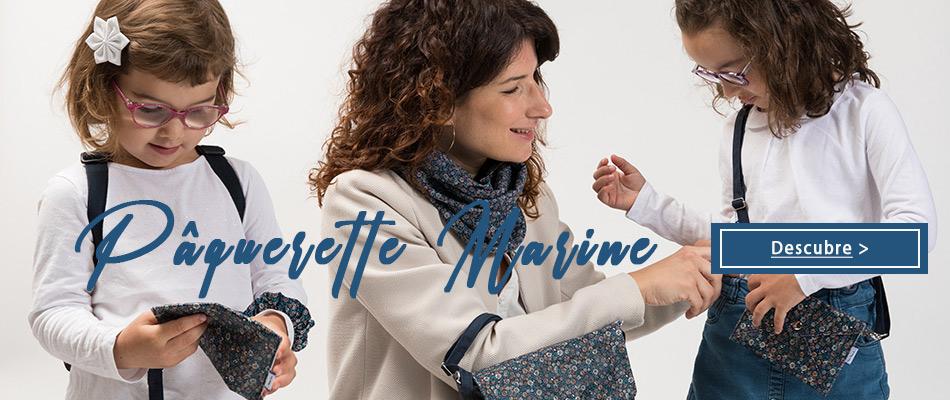 Nouvelle Collection Pâquerette- Papa Pique et Maman Coud
